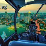 Вертолетные экскурсии в Сингапуре